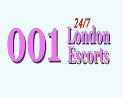 Wide selection of current escorts at 001London